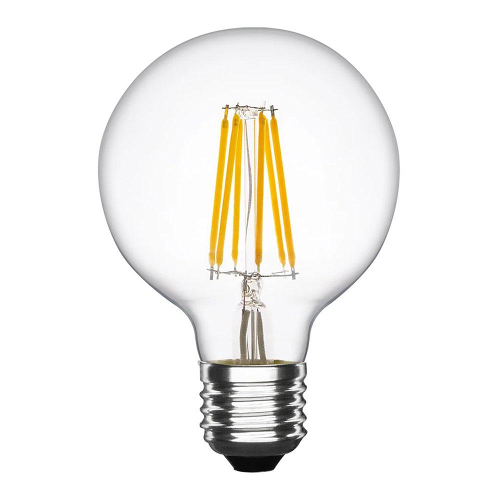 Lustres avec des ampoules à économie d'énergie