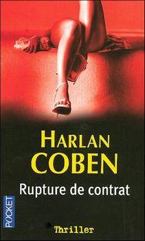 Couverture du roman Rupture de Contrat