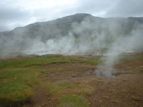 Orifices de ventilation géothermiques