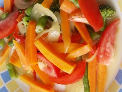 Les légumes améliore le transit et préviennent les hémorroïdes