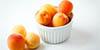 Des abricots à la belle couleur orangée