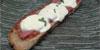 Tartines de coppa, tomate et mozzarrella