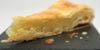 Photographie de la galette des rois à la frangipane