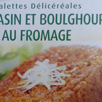 Packaging des galettes Cereal bio