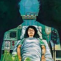 Couverture du roman policier Cure Fatale