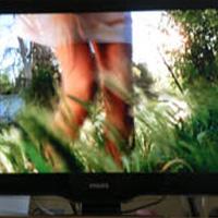 Photographie d'un téléviseur LCD