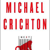 Couverture du roman Next de Crichton