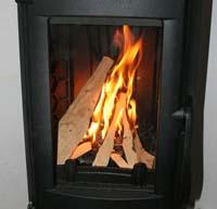 Le poêle à bois présente des risques d'émission de monoxyde de carbone