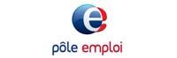 Logo du pole emploi.