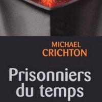 Couverture du livre les prisonniers du temps