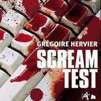 Couverture du roman Scream test