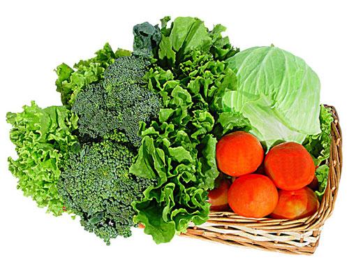 Des légumes au quotidien pour avoir la forme