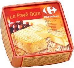 Le pavé Ocre de Carrefour