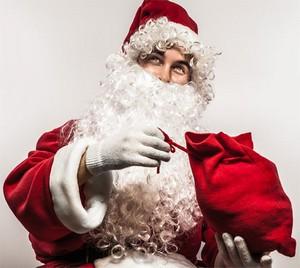 Un joyeux père Noël !