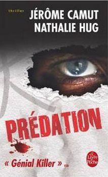 Prédation - couverture du livre