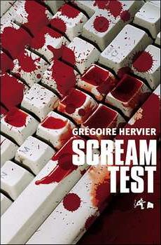 Couverture du roman Scream test