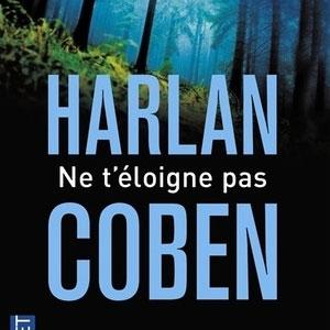 Pochette du livre d'harlan Coben