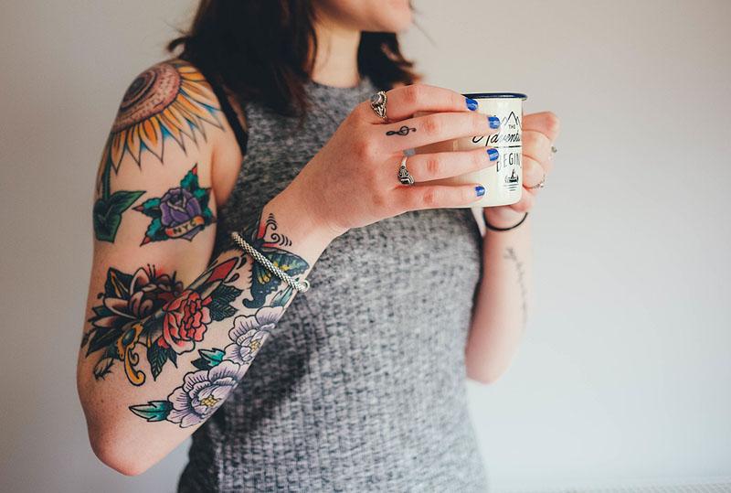 Effacer un tatouage par le laser