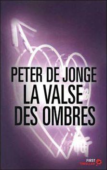 Couverte du roman de Peter de Jonge